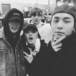 Jaehyun, Haechan, Taeyong & Johnny Nov 19, 2018