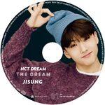 NCT Dream The Dream Jisung CD