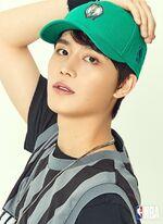 Taeil (NBA Style Korea)