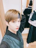 Jisung April 29, 2019