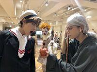 Taeyong, Chenle & Yuta Oct 31, 2018 (2)