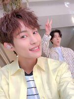 Hendery yangyang april 20, 2019 (1)