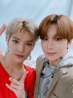 Taeyong & Jungwoo Dec 16, 2018