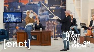 ❮Late Night Punch Punch Show❯ EP. 2|NCT 127 TALK SHOW