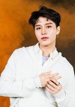 SMTOWN Naver Blog Update - Awaken (Taeil)