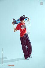Doyoung (The 7th Sense) 4