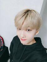 Jisung May 23, 2018