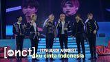 N'-123 Aku cinta Indonesia 💚 Jakarta KWave Behind