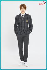 Jaehyun (Elite School Uniform)