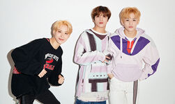 Jungwoo Mark Haechan Vivi Magazine (June 2019) 5