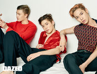 NCT U 2 (June 2016 Issue)
