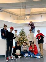 NCT 127 Dec 25, 2018