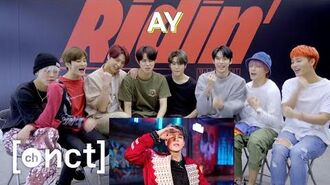NCT 127 REACTION to 'Ridin'' MV NCT 127 ➫ NCT DREAM