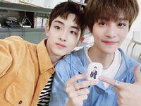 Winwin Yangyang April 23, 2020