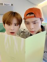Jungwoo & Johnny Jan 29, 2019