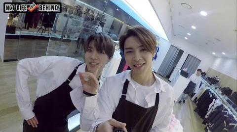 NCT LIFE MINI NCT 127 'Angel' ('LIMITLESS' Cafe Ver