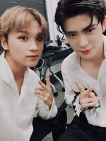 Jaehyun Haechan September 28, 2019 (3)