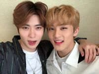 Jaehyun & Mark Mar 19, 2019 (2)