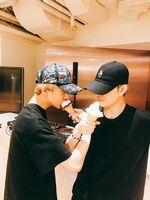 Jungwoo Jisung June 2, 2018 (2)