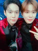Doyoung & Jungwoo Jan 15, 2019