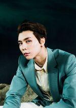 SMTOWN Naver Blog Update - Awaken (Johnny)
