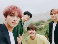 Taeil Jungwoo Mark Haechan August 2, 2019