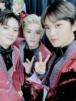 Taeyong Mark Jeno Haechan December 25, 2019 (2)