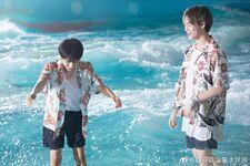 Chenle & Renjun (OYF Hot Spring World) 2