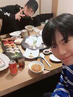 Jeno & Doyoung Feb 6, 2019