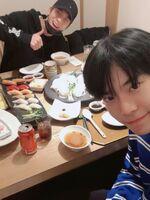 Jeno & Doyoung Feb 6, 2019 (2)