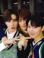 Xiao Jun, Yangyang & Ten Jan 20, 2019