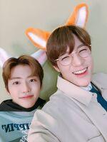 Jaemin & Jeno Jan 23, 2019 (2)