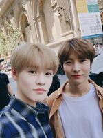 Chenle & Renjun Jan 18, 2019