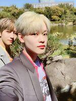 Renjun chenle april 27, 2019