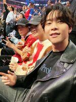 Johnny Taeyong Mark December 3, 2019 (2)