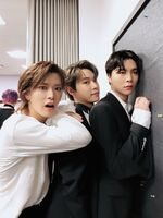 Johnny Yuta Doyoung September 28, 2019 (2)