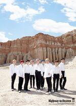 NCT 127 (Highway to Heaven) 3