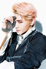 SMTOWN Naver Blog Update - Awaken (Taeyong) 2
