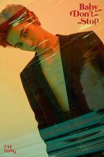 Taeyong (Baby Don't Stop)