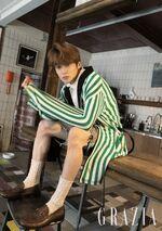 Jaehyun grazia