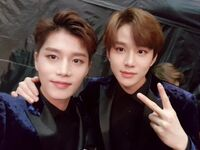 Taeil & Jungwoo Dec 29, 2018