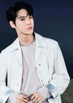 SMTOWN Naver Blog Update - Awaken (Doyoung)