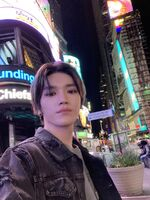 Taeyong april 25, 2019