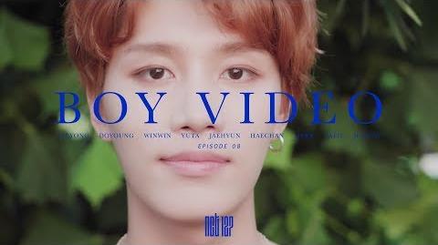 NCT 127 BOY TAEIL VIDEO