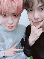 Jaehyun doyoung may 24, 2019