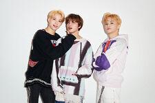 Jungwoo Mark Haechan Vivi Magazine (June 2019) 8