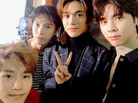 Taeil Johnny Doyoung Lucas February 8, 2018