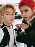 Chenle & Taeyong Dec 25, 2018