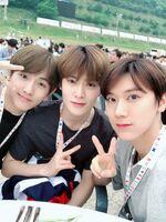 Ten Jaehyun Winwin June 22, 2018