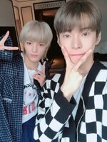 Taeyong & Doyoung Dec 10, 2018